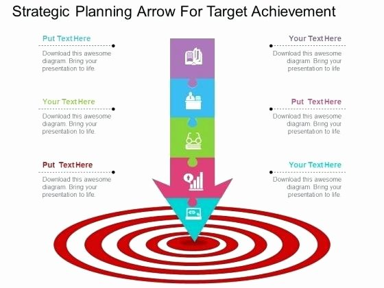 Information Technology Planning Template Elegant Strategic Plan Powerpoint Template Planning Templates for
