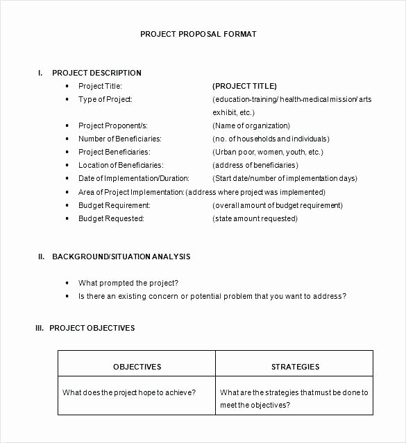 Information Technology Proposal Template Elegant Technology Proposal Template New Technology Proposal