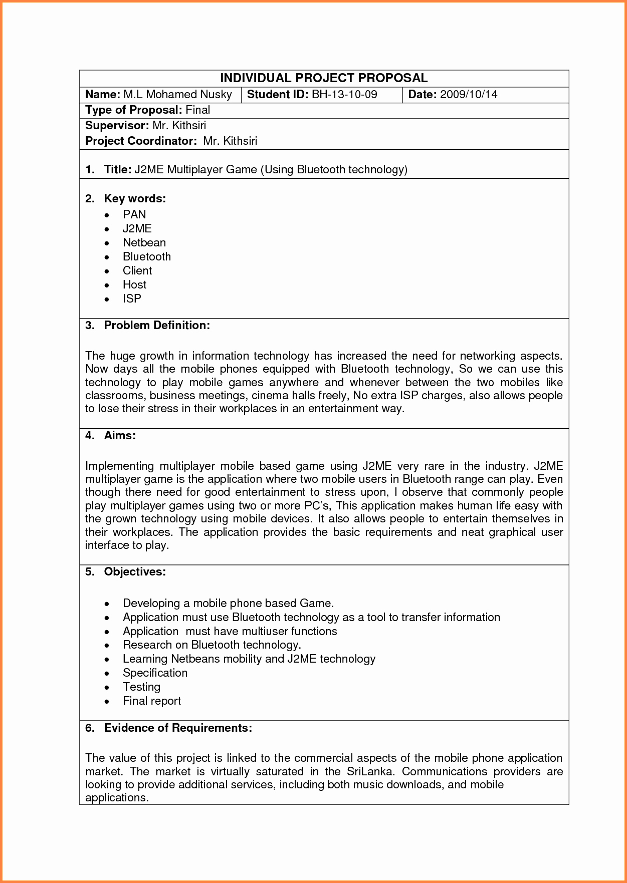 Information Technology Proposal Template Lovely 6 Information Technology Business Proposal Sample
