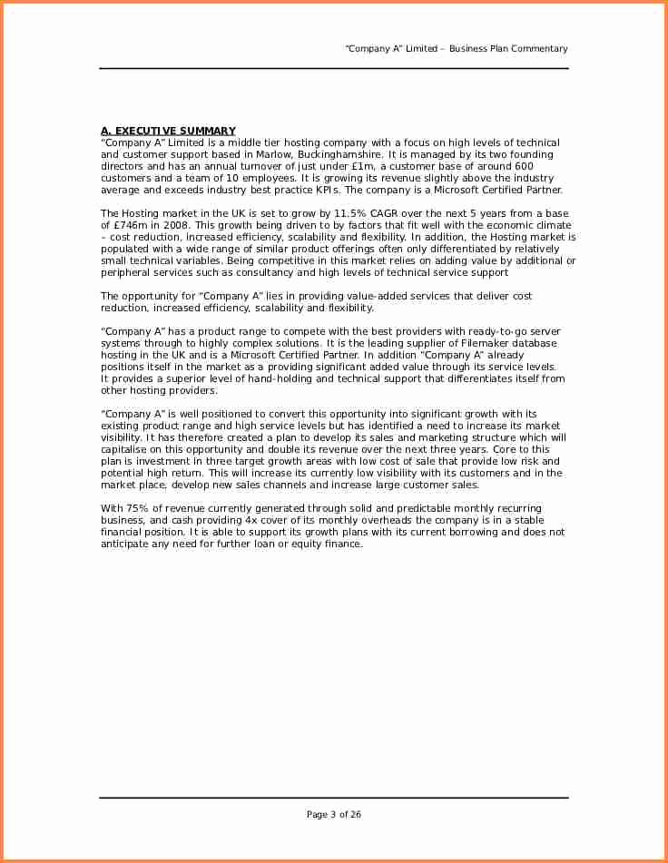 Information Technology Proposal Template New 6 Information Technology Business Proposal Sample
