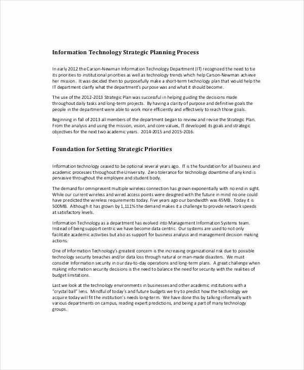 strategic planning proposal template unique startup business plan ideas on information technology pdf