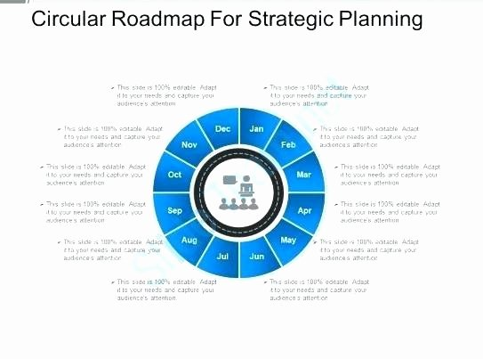 Information Technology Strategic Planning Template Fresh Information Technology Roadmap Template Free Product