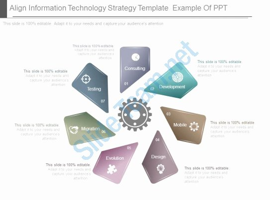 Information Technology Strategic Planning Template Inspirational Align Information Technology Strategy Template Example