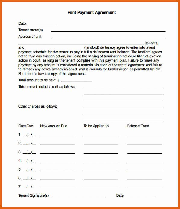 Installment Payment Contract Template Beautiful Free Installment Payment Agreement Template – Michael