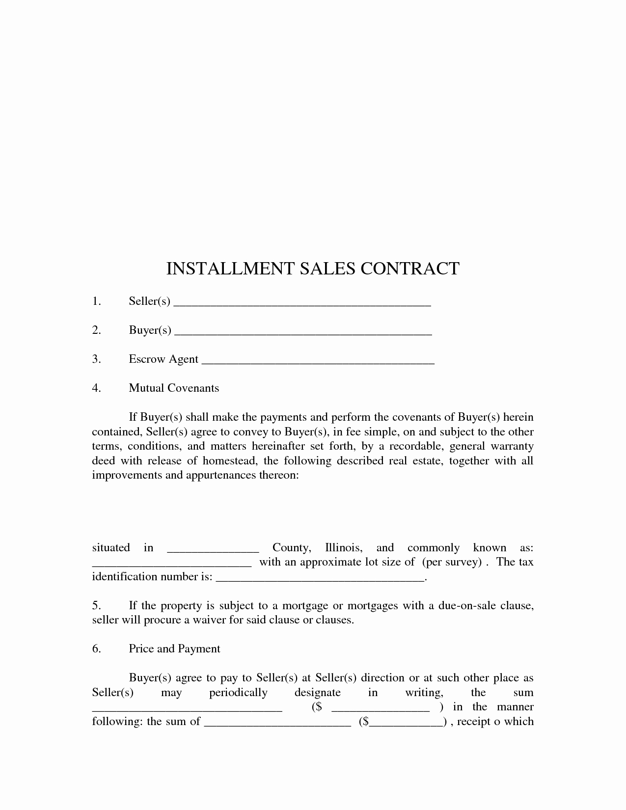 Installment Payment Contract Template Best Of 9 Best Of Irs Installment Agreement Sample