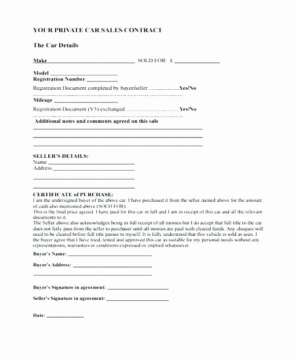 Installment Payment Contract Template Fresh Vehicle Payment Agreement – Lytte