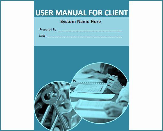 Instruction Manual Template Word Best Of Boring Work Made Easy Free Templates for Creating Manuals