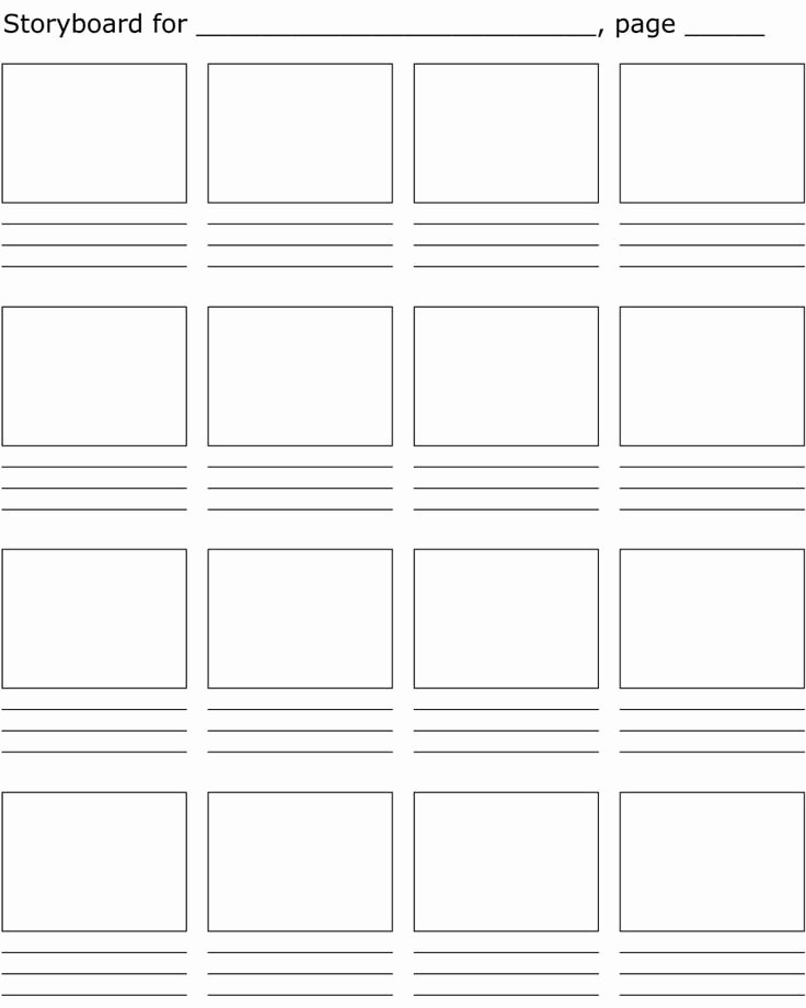 Instructional Design Storyboard Template Best Of Best 25 Storyboard Template Ideas On Pinterest