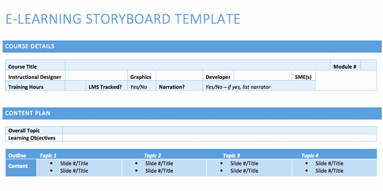 Instructional Design Storyboard Template Lovely 15 Examples Of Storyboard Templates Word Ppt and Pdf