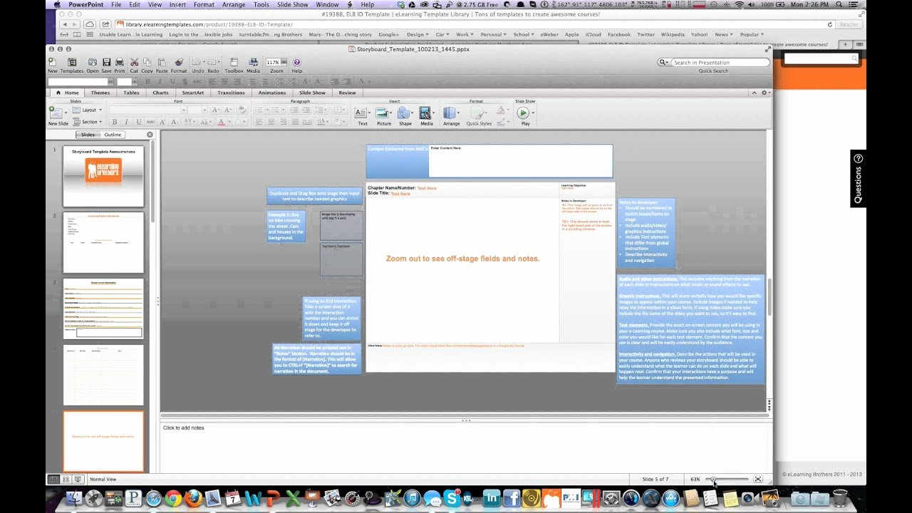 Instructional Design Storyboard Template Luxury How to Use the Instructional Design Storyboard Template