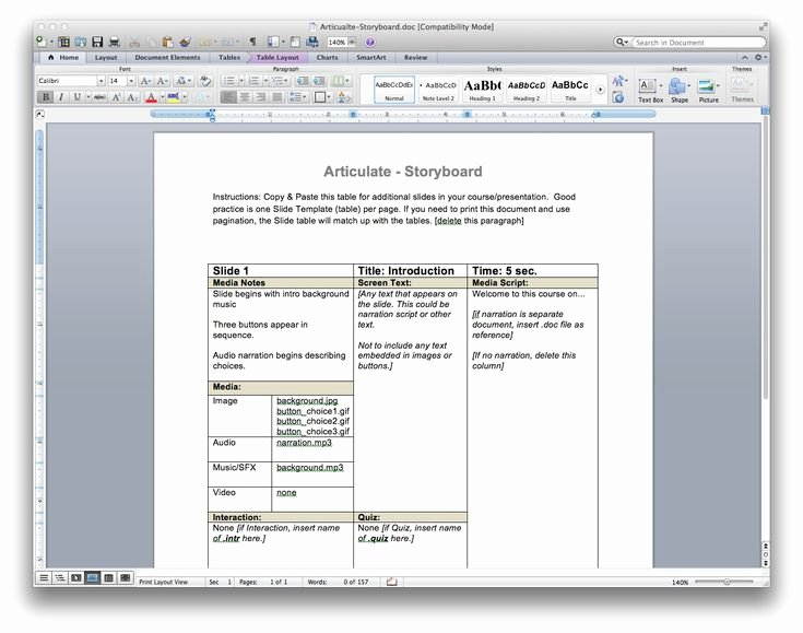 Instructional Design Storyboard Template New 12 Best Storyboard Templates Images On Pinterest