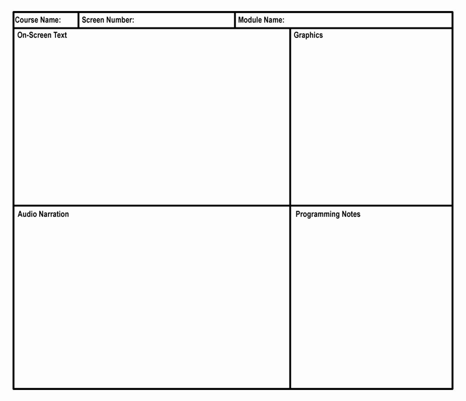 Instructional Design Storyboard Template New Index Of Cdn 29 2009 233