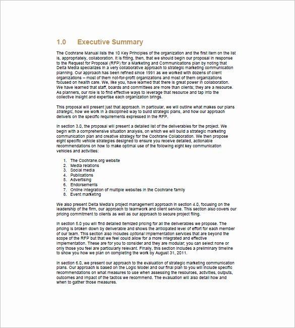 Integrated Marketing Communications Plan Template Fresh 10 Integrated Marketing Munication Plan Templates