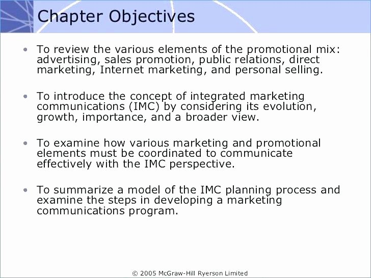 Integrated Marketing Communications Plan Template Unique Imc Plan Template – Gradyjenkins