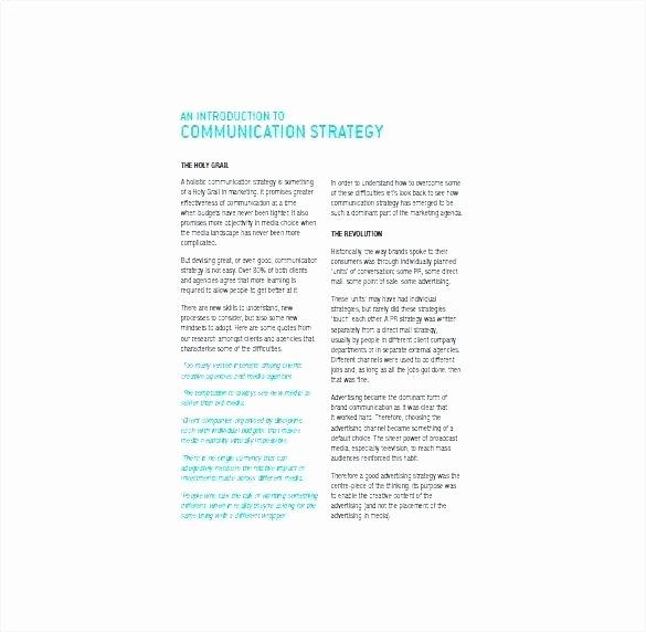 Integrated Marketing Plan Template Beautiful Integrated Marketing Munications Plan Template New