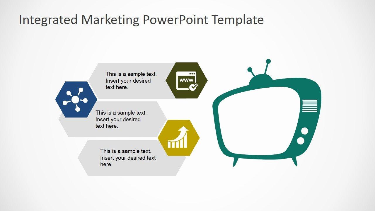 Integrated Marketing Plan Template Inspirational Integrated Marketing Munications Powerpoint Template