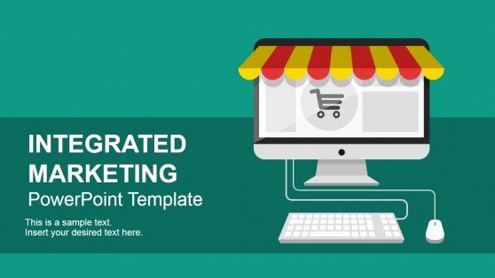 Integrated Marketing Plan Template Luxury Integrated Marketing Munications Powerpoint Template