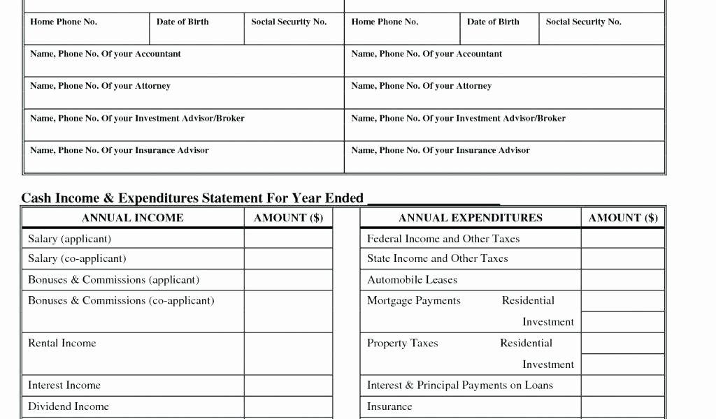 Interim Financial Statement Template Beautiful Interim Financial Statements Template