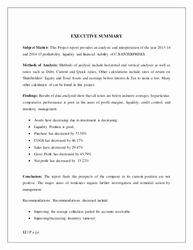 Interim Financial Statement Template Fresh Interim Financial Statement Sample Template Audited
