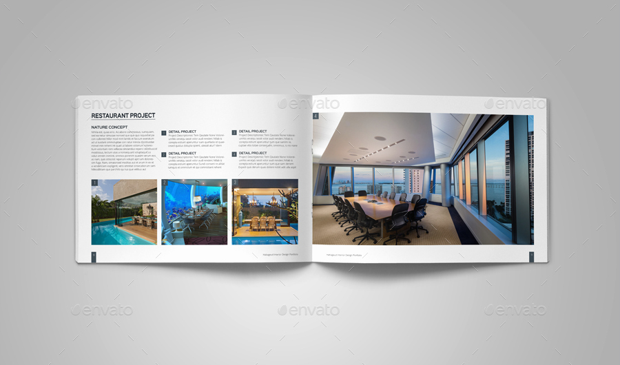 Interior Design Portfolio Template Best Of Interior Design Portfolio Template by Habageud