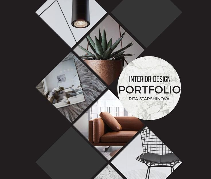 Interior Design Portfolio Template Elegant Best 25 Interior Design Portfolios Ideas On Pinterest