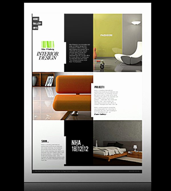 Interior Design Portfolio Template Fresh Build Free Interior Design Website Online