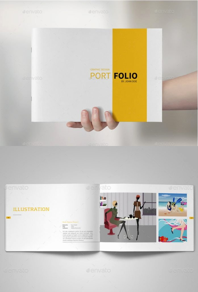 Interior Design Portfolio Template Luxury Portfolio Brochure Template Free Free Interior