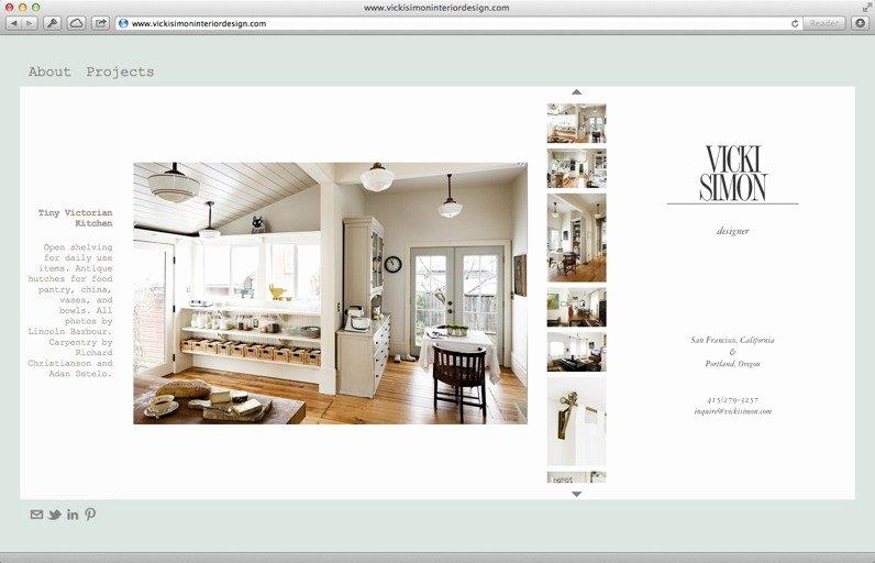 Interior Design Portfolio Template Unique Lovely Interior Designer Portfolio Website R80 In Stunning