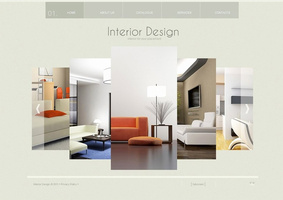 Interior Design Template Free Beautiful 6 Best Swish Interior Website themes & Templates