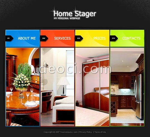 Interior Design Template Free Beautiful Free Backgrounds for Web Pages