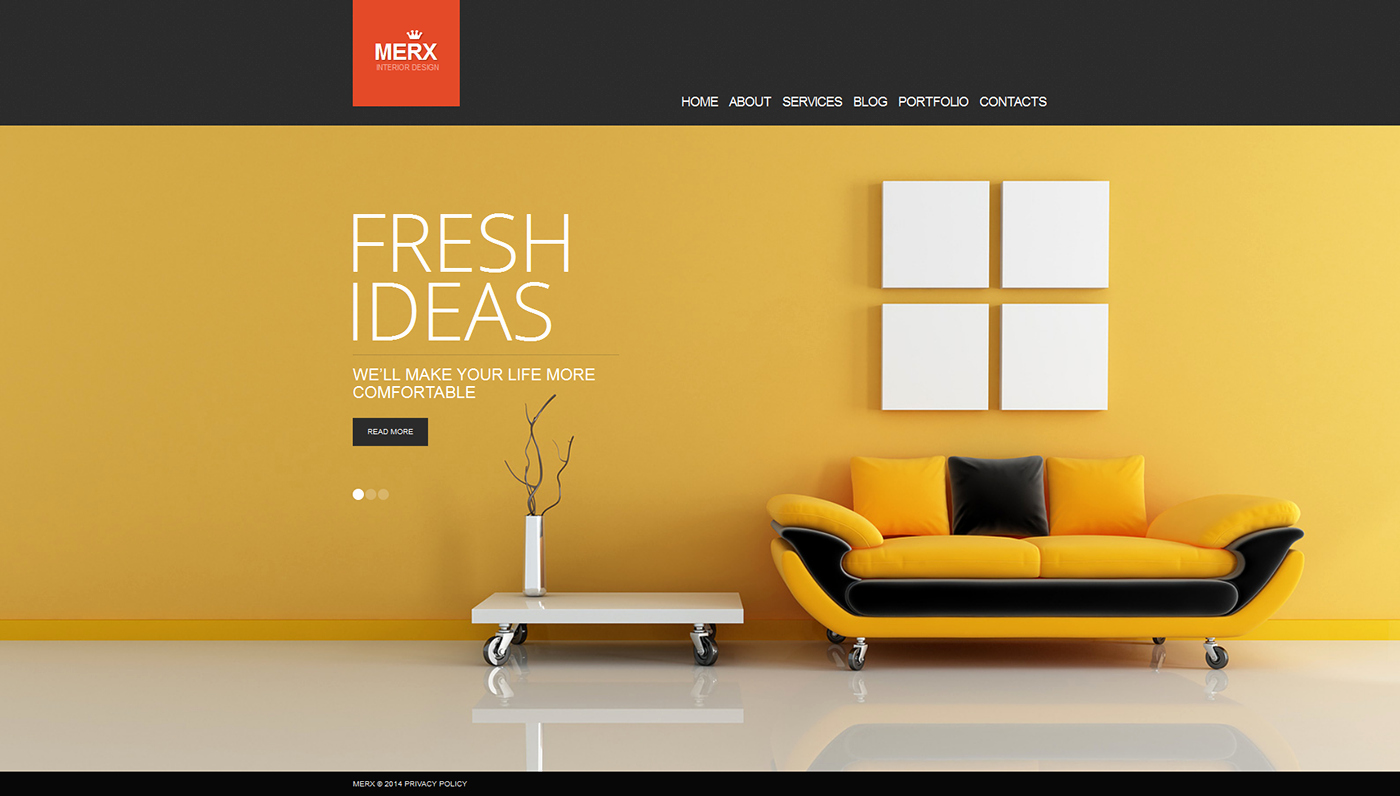 Interior Design Template Free Beautiful Interior Design Templates On Behance