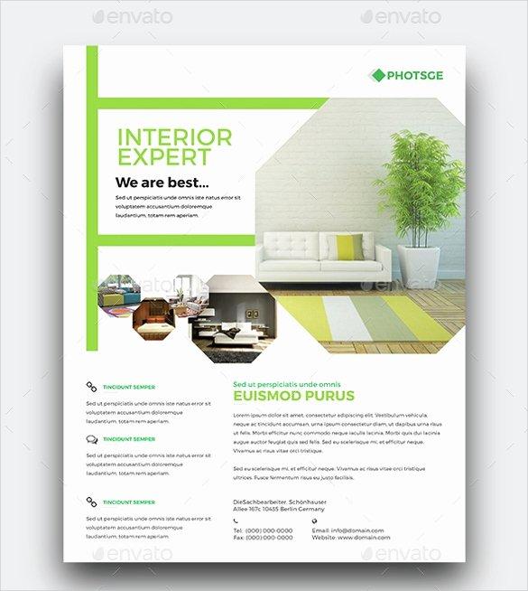 Interior Design Template Free New Interior Design Ads Sample
