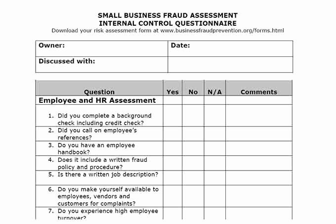 Internal Audit forms Template Elegant Auditor forms Vitalics