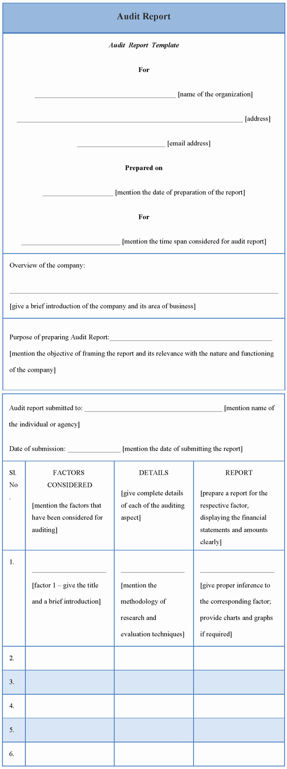 Internal Audit forms Template Inspirational 38 Brilliant Template Samples for Audits Thogati