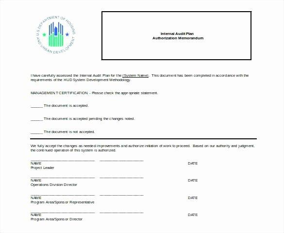 Internal Audit Planning Template Lovely Basic Audit Plan Internal Program Template Quality