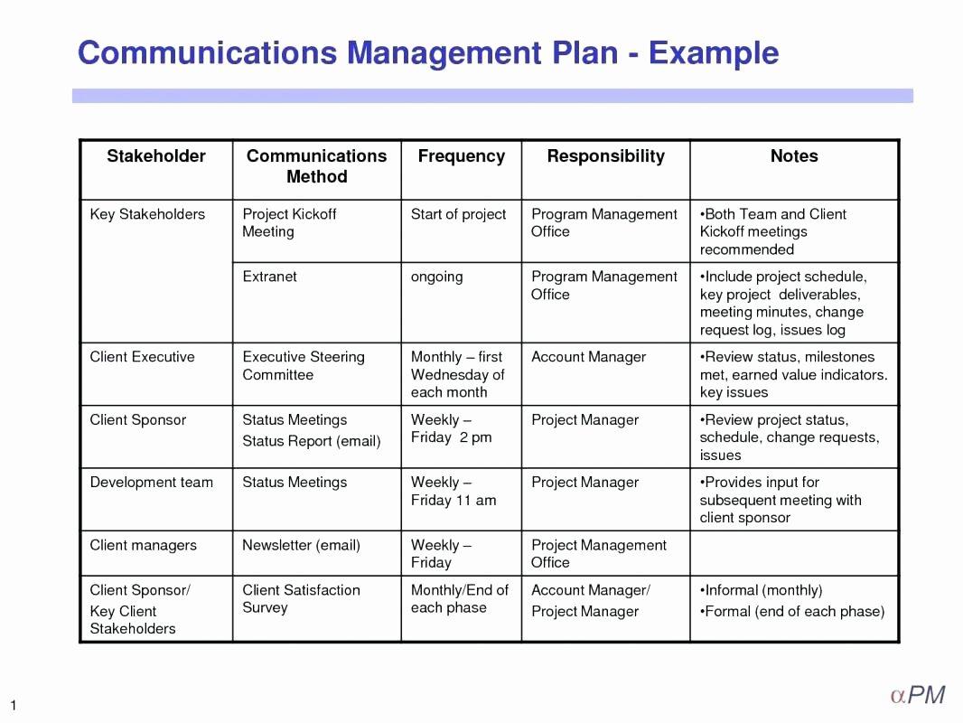 Internal Communication Plan Template Luxury Munication Action Plan Template