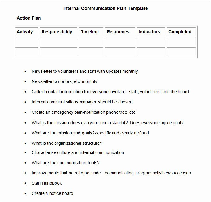 Internal Communication Strategy Template Awesome Application forms Bureau Internal Revenue