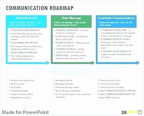 Internal Communication Strategy Template Beautiful Internal organizational Munication Plan Template