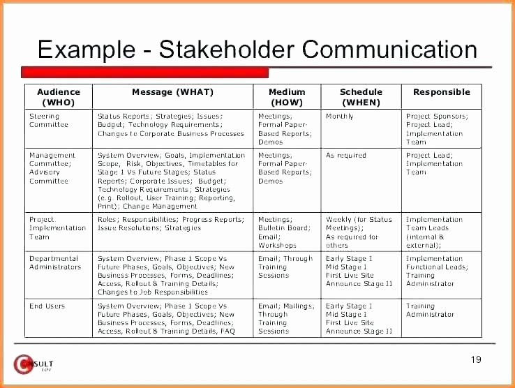 Internal Communication Strategy Template New Internal Munications Plan Template Internal