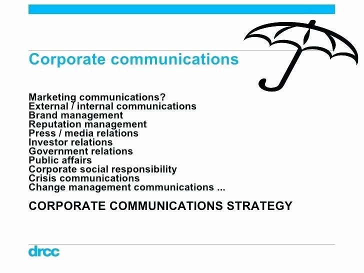 Internal Communications Strategy Template Lovely Change Management 9 Munication Strategy Template Strand