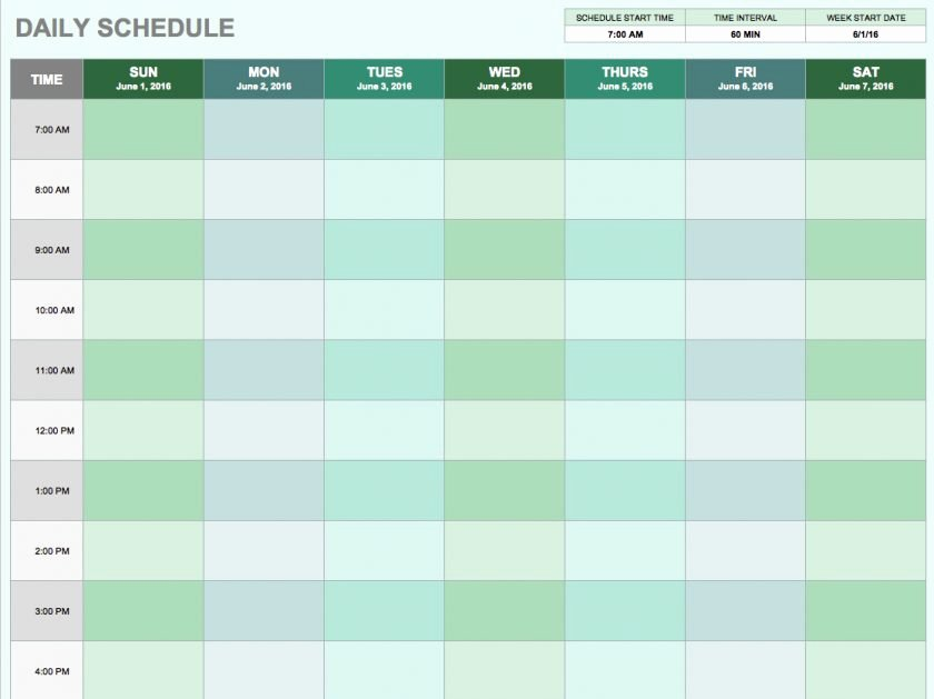 Interview Schedule Template Excel Lovely Daily Schedule Template Excel Calendar events Word Awesome