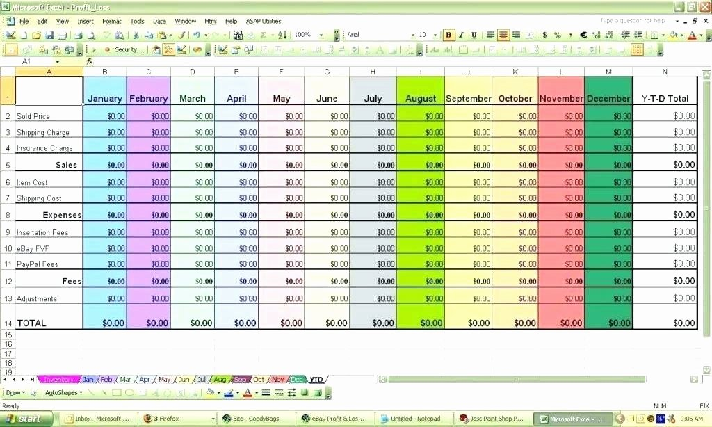 Inventory Control Excel Template Inspirational Inventory Spreadsheet Example Small Business Inventory