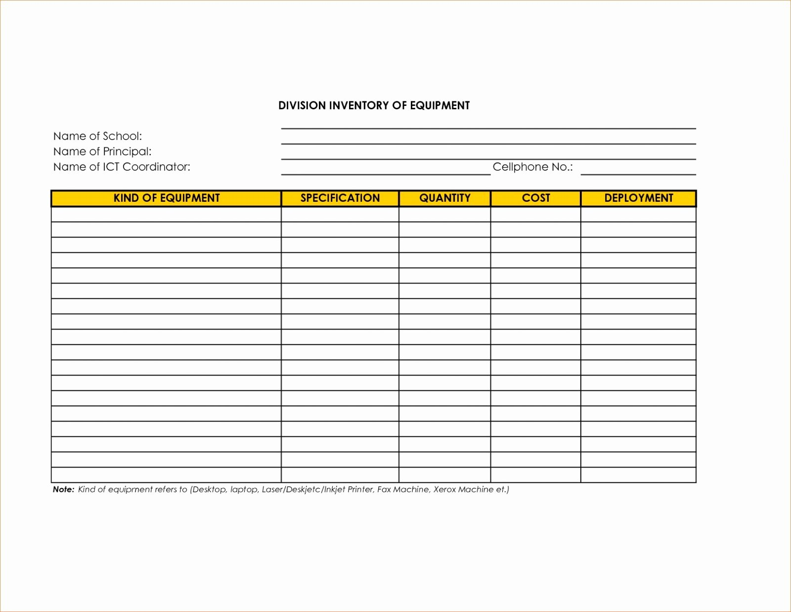 Inventory Sheet Template Excel Luxury Inventory form Excel forte Euforic Co Spreadsheet Template