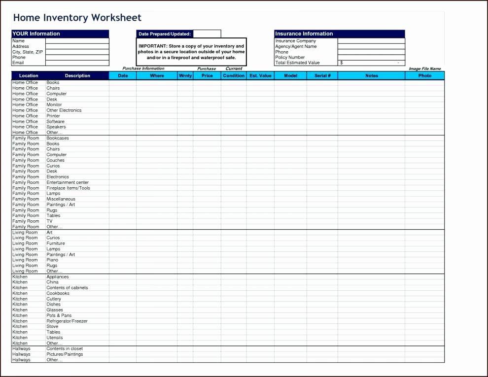 Inventory Worksheet Template Excel Fresh Microsoft Excel Sample Spreadsheets Kalei Document