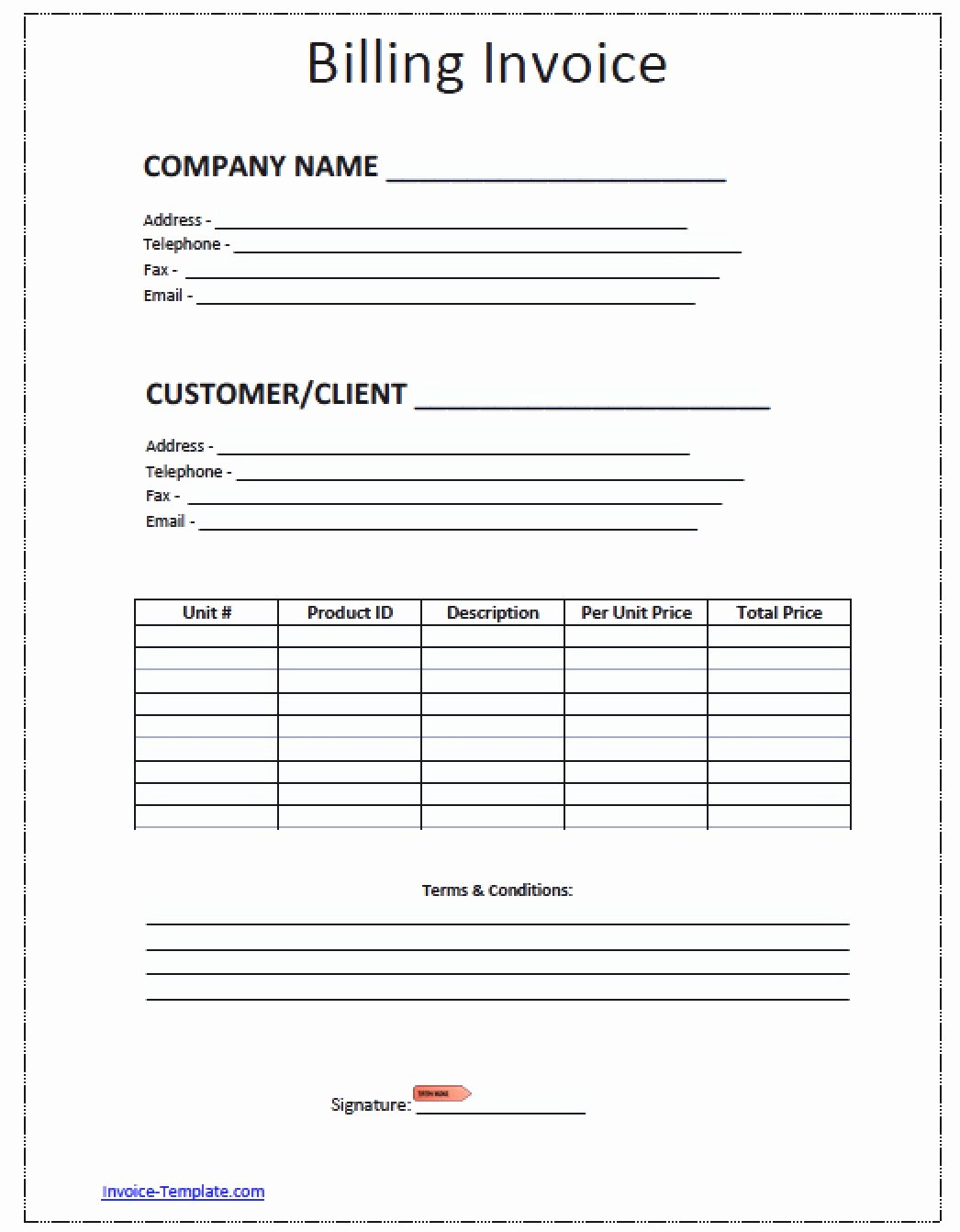 Invoice and Receipt Template Best Of Bill Receipt Template Mughals