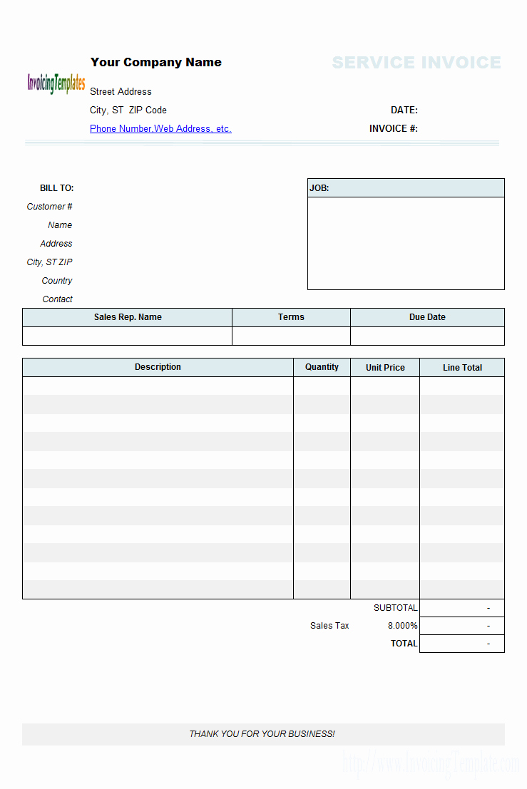 Invoice Template for Contract Work Best Of Independent Contractor Invoice Template Excel