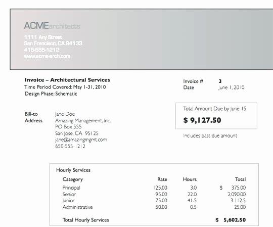 Invoice Template for Contract Work Unique Template Contract Work Invoice Example Template 8