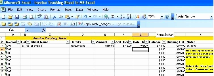 Invoice Tracking Template Excel Luxury Tracking Sheet Excel Template – Bestuniversitiesfo