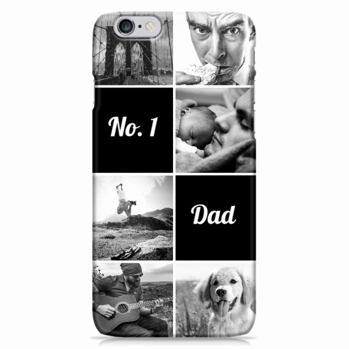 iPhone 6s Case Template Elegant Personalised iPhone 6s Case Template with 8 Images No 1 Dad