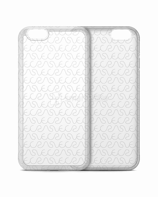 iPhone 6s Case Template New Apple iPhone 6 6s Phone Clear Rubber Tpu Cover Design